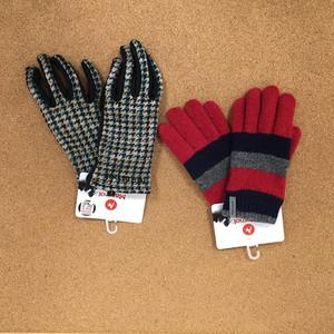 かわいい手袋から効能的な手袋まで☆