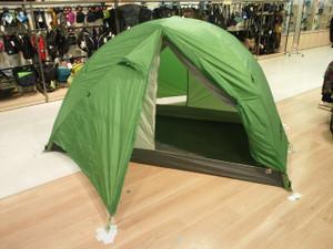 テント泊縦走にもおすすめのダンロップツーリングテント R-227K