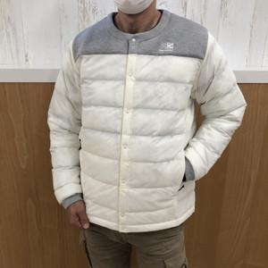 『ノーカラージャケット』が人気です!!
