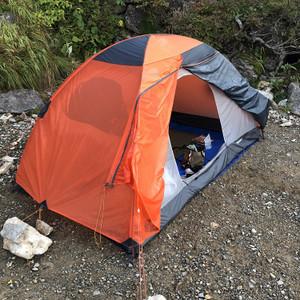 秋山のテント泊装備ご紹介