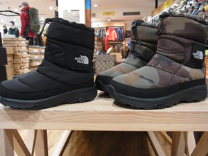 ★THE NORTH FACE Nuputse Bootie WP Ⅵ Logo★