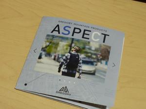 グレゴリー ASPECTシリーズ