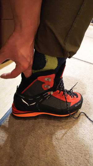 靴のサイズの選び方★