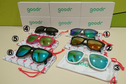【goodr】山でもオシャレに!かわいいサングラス!