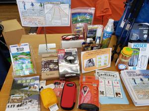 富士山準備 細かい所は大丈夫ですか?