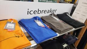 アイスブレーカー Tシャツ 30%オフ開始!