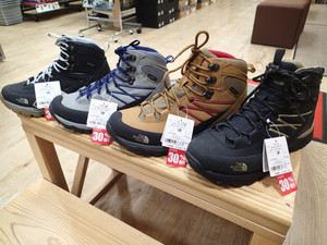 ★THE NORTH FACE がお買得!!