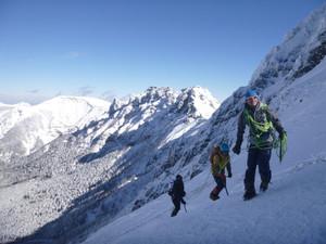 八ヶ岳ガイドに学ぶ!冬の八ヶ岳講座開催します