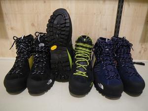 登山靴アウトレット品がさらに値下げしました!