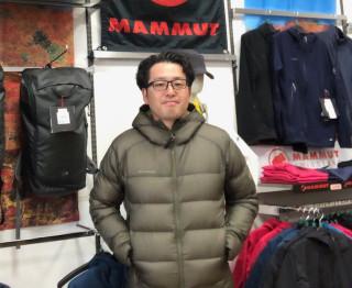マムート・アヤコジャケット&メロンジャケット入荷しました!