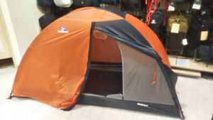 軽量テント・カミナドームでテント泊登山デビューしませんか?