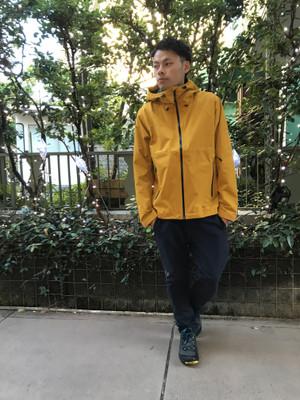 【MAMMUT】新作オールウェザージャケット入荷!
