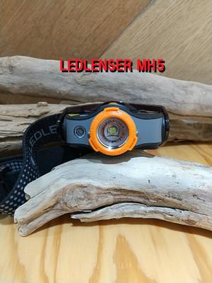 LEDLENSER MH5★はっきりくっきりヘッドライト!