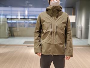 【おすすめクリアランス】雪山用ハードシェル MAMMUT/Teton HS Hooded Jacket